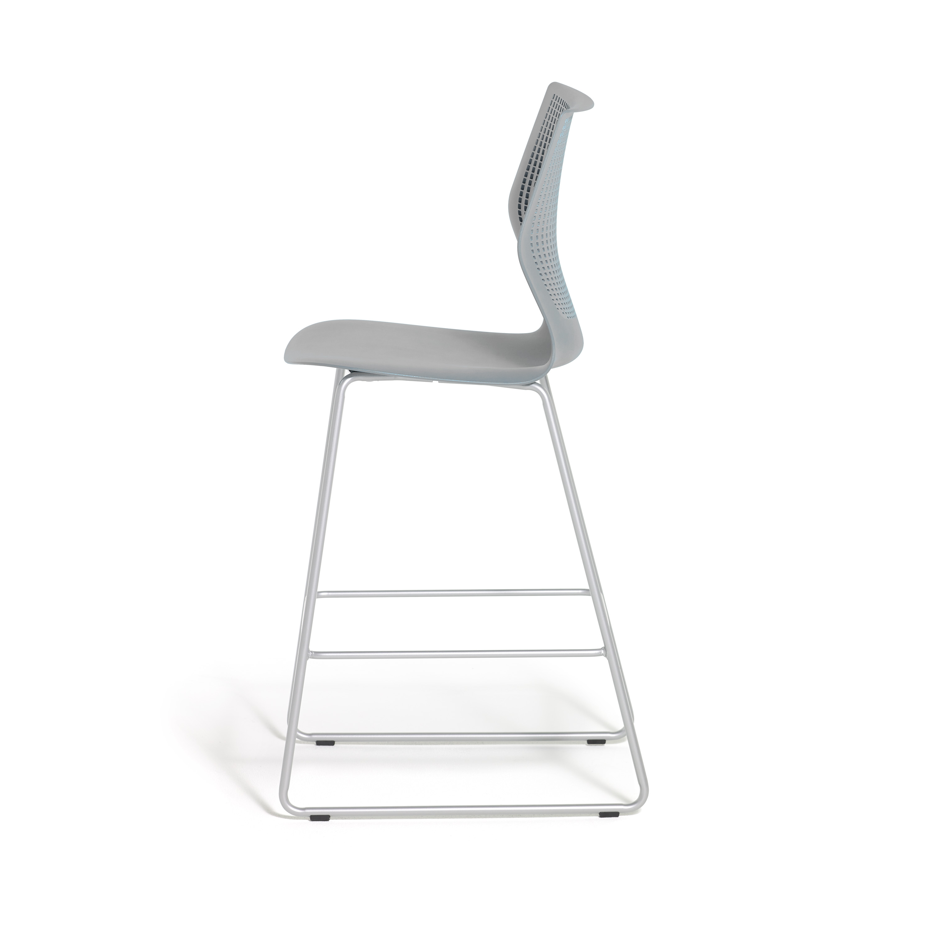 MultiGeneration by Knoll Stool Counter Height