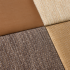 The Hallmark Collection KnollTextiles Acme Henna Calypso Myth Apollo Caramel Panel 100% Vinyl Coated Polyester Polyester Nylon Recycled Polyester beige natural Stain Repellent