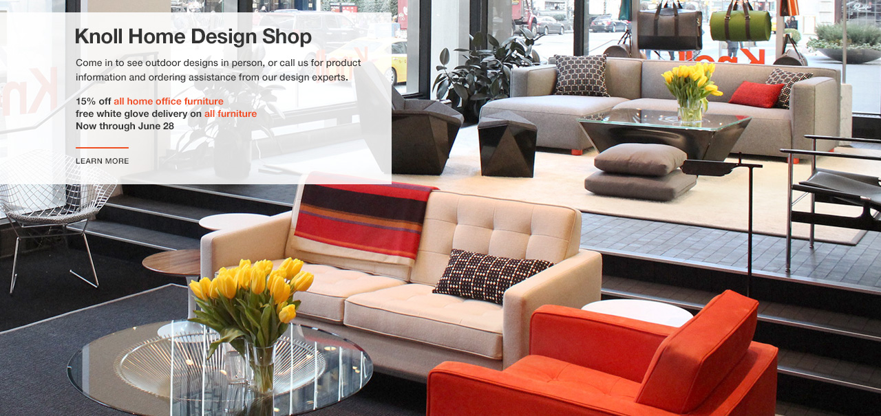 Knoll Home Design Shop New York City