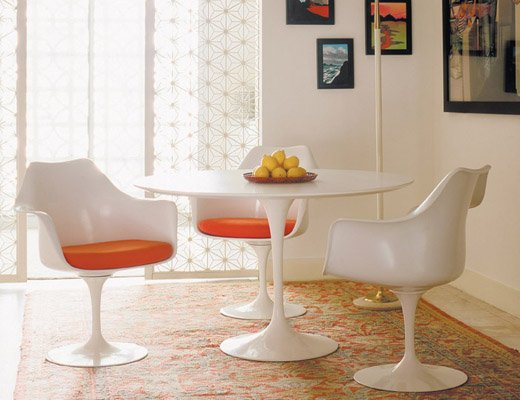 Tulip Arm Chair Knoll