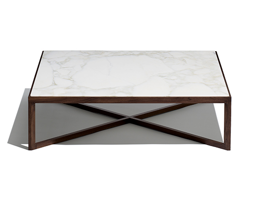 American Walnut Krusin Coffee Table