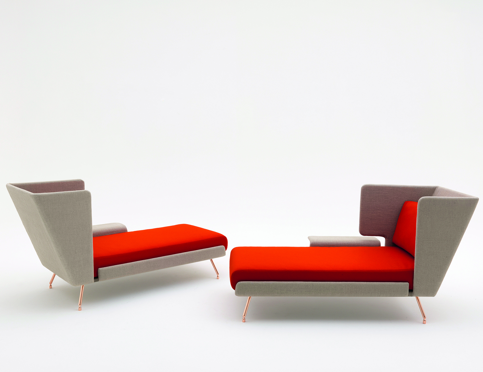 Architecture & Associés Lounge Chair Lounge Collection