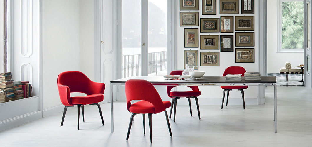 Knoll Saarinen Executive Arm Chair by Eero Saarinen