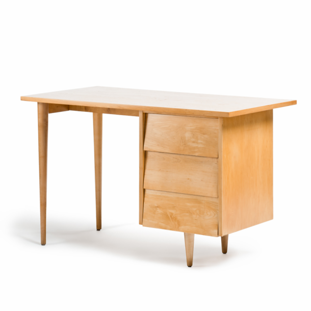 Knoll Home Design Shop: Florence Knoll Model 17 Maple Desk