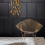 harry bertoia gold 50th anniversary 18k