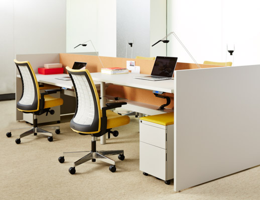 efficient workstations height adjustable sit-to-stand