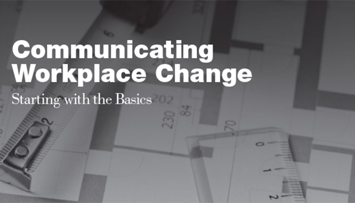 communicating change essay Communication and social change: a position paper and conference report this paper provides a 1999 status report on the evolving field of communication for social.