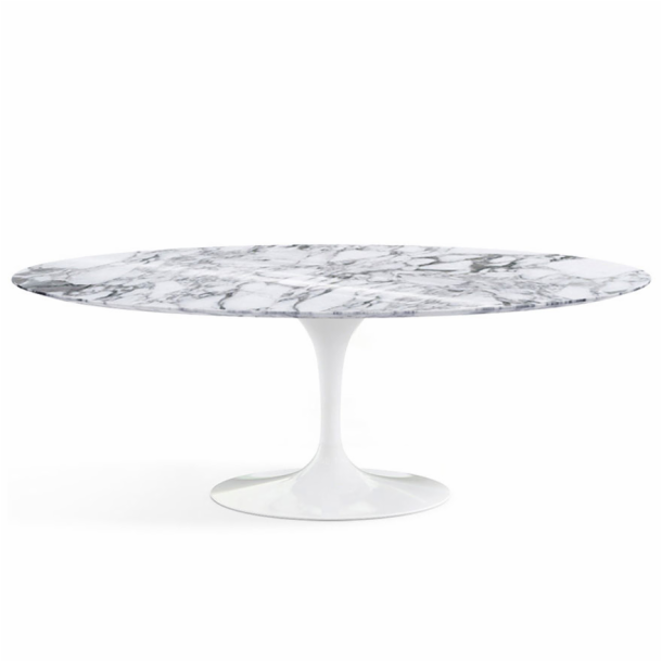 "Saarinen Dining Table - 84"" Oval"