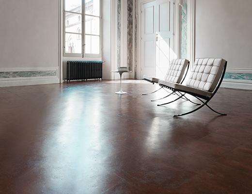 Beau ... Knoll Barcelona Chair ...