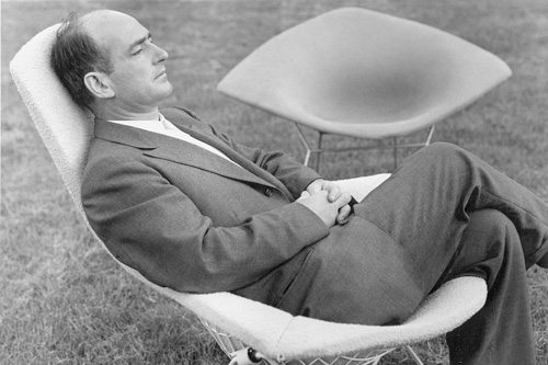Furniture By Harry Bertoia Knoll