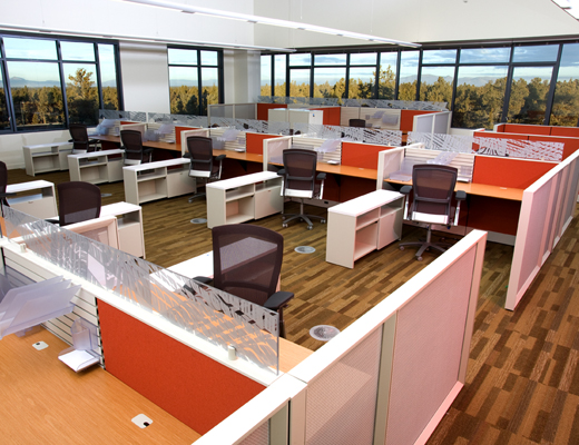 Les Schwab Open Offices Project Profile