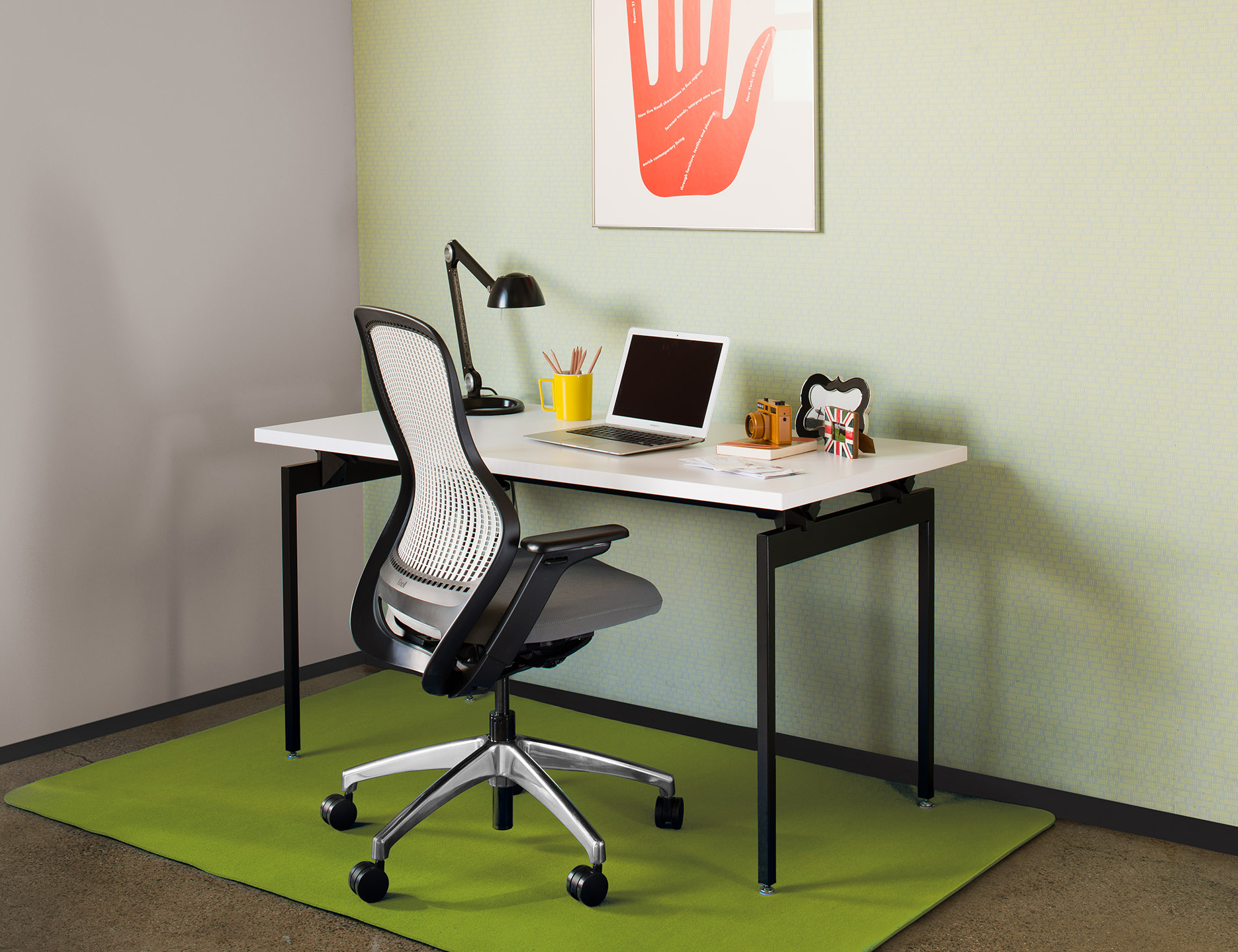 Antenna Design Antenna Desk Home Office ReGeneration Chair