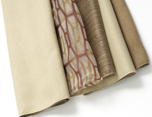 KnollTextiles Eve, Air Rights, High Note, Slumber and Alto Drapery