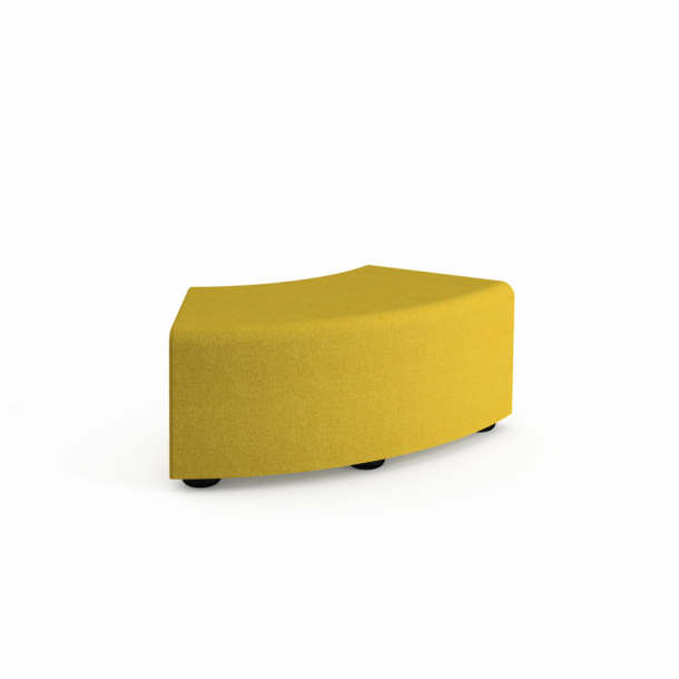 k. lounge Bench - Curve