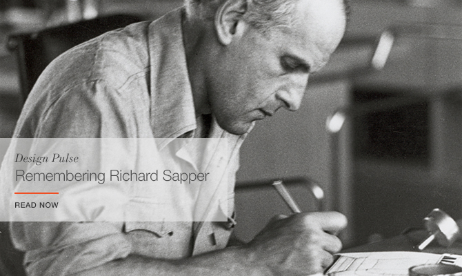 Remembering Richard Sapper (1932-2015)