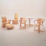Knoll bentwood Frank Gehry Collection