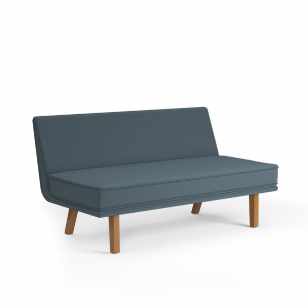 "Rockwell Unscripted<sup>®</sup> Modular Lounge - 54"" Armless Sette"