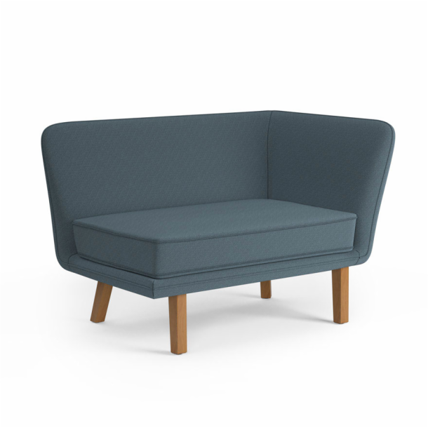 Rockwell Unscripted<sup>®</sup> Modular Lounge - Left Arm Chair