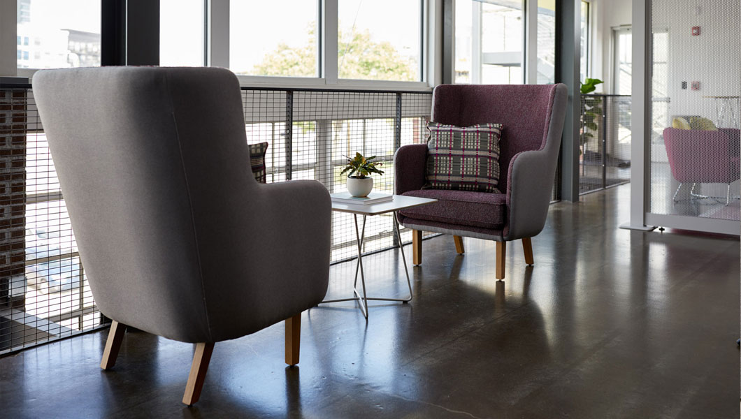 Knoll Shared Spaces Rockwell Unscripted