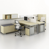 Knoll Reff Shared Workstation for Open Plan Offices