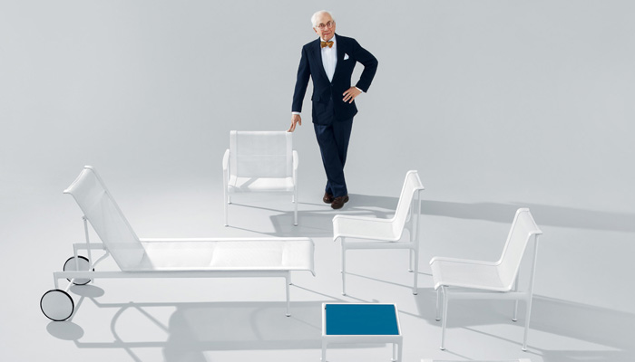 Richard Schultz at the Knoll Home Design Shop | Knoll