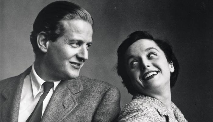 imagen de Florence y Hans Knoll