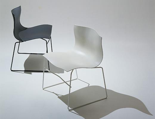 ... Knoll Vignelli Associates Handkercief Chair · Vignelli Black  Handkerchief ...