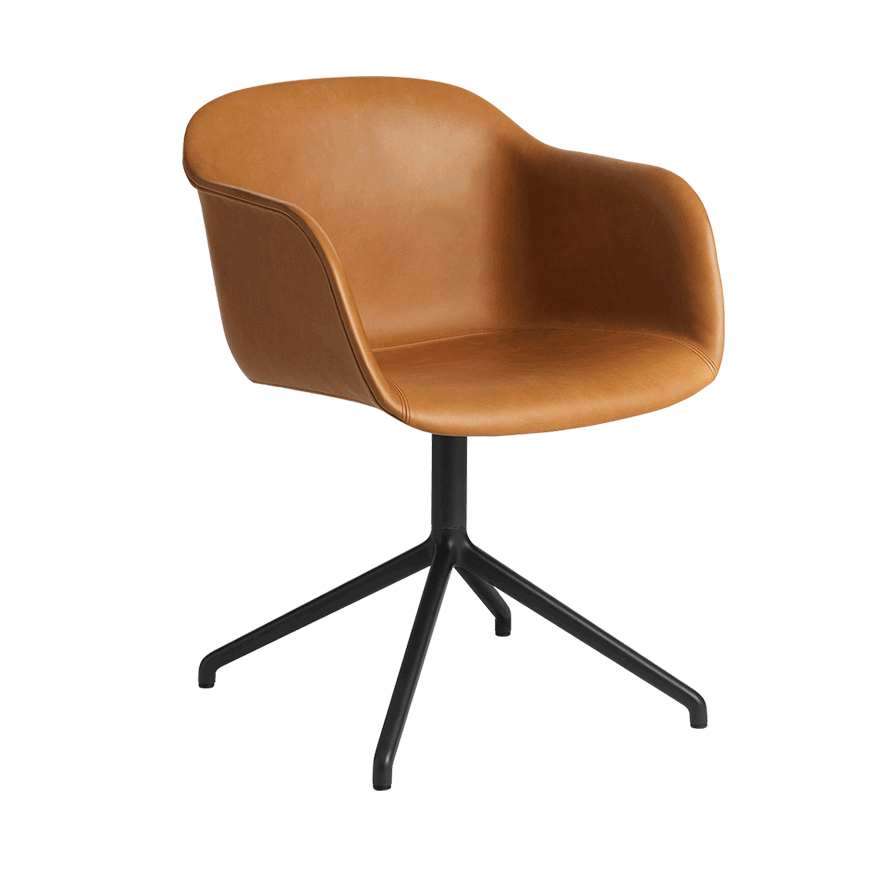 Fiber Armchair - Swivel Base