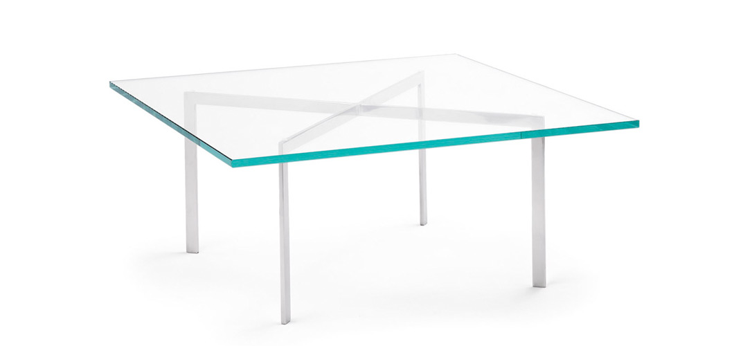 Knoll Mlies Barcelona Table by Ludwig Mlies van der Rohe