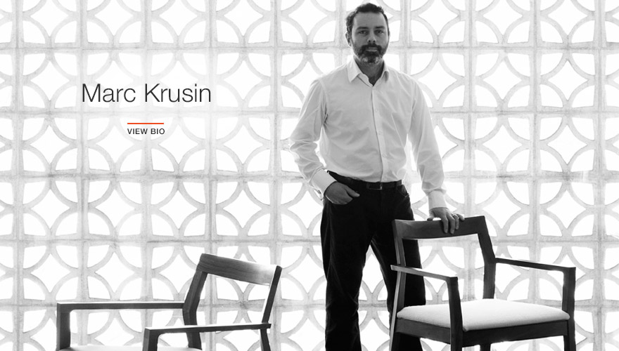 Furniture By Marc Krusin Knoll