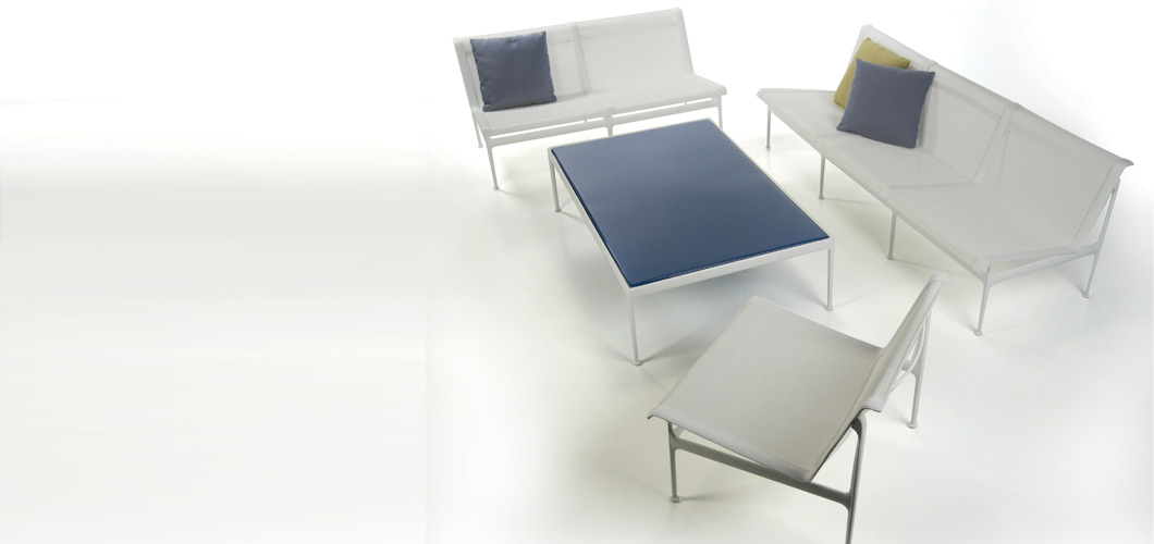 Knoll Swell Lounge by Richard Schultz