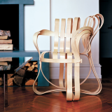 Frank Gehry Cross Check Chair in maple