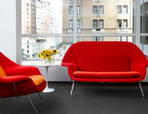 eero saarinen lounge reintroduction cato