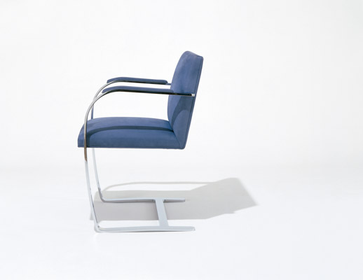 van der Rohe Flat Bar Brno Chair