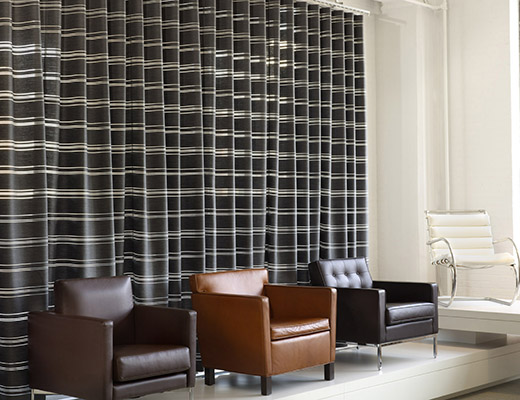 Double Vision, designed by Dorothy Cosonas for KnollTextiles