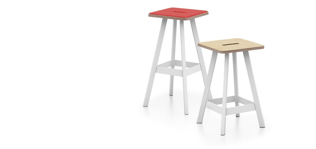 Rockwell Unscripted Easy Stools