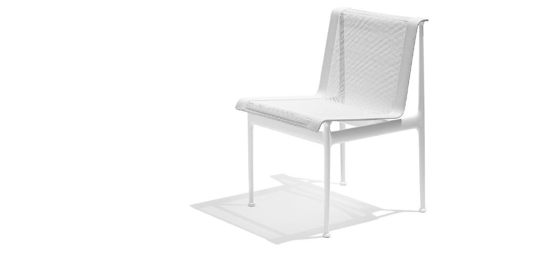 Knoll 66 Collection Dining Chair Armless by Richard Schultz