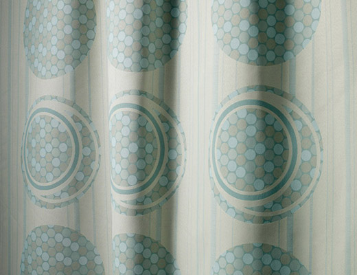 Garland Privacy Curtain