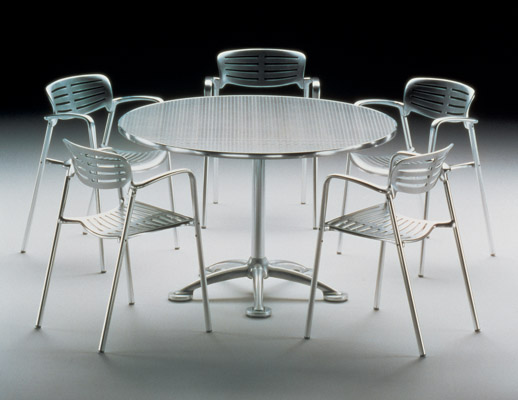 Pensi Toledo Chairs and Table