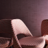 The Destination Collection, Vice Versa Upholstery, Trek Wallcovering, Saarinen Executive Chair