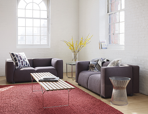 KnollStudio Barber Osgerby Sofa Collection