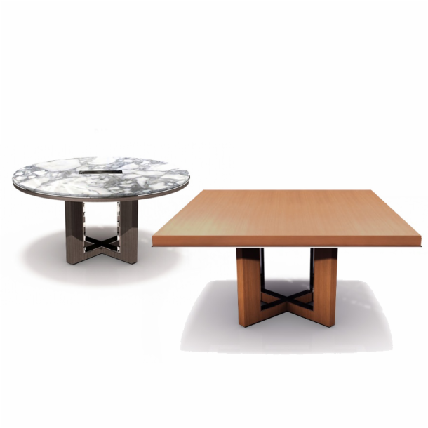Highline Fifty Meeting Table Collection by DatesWeiser
