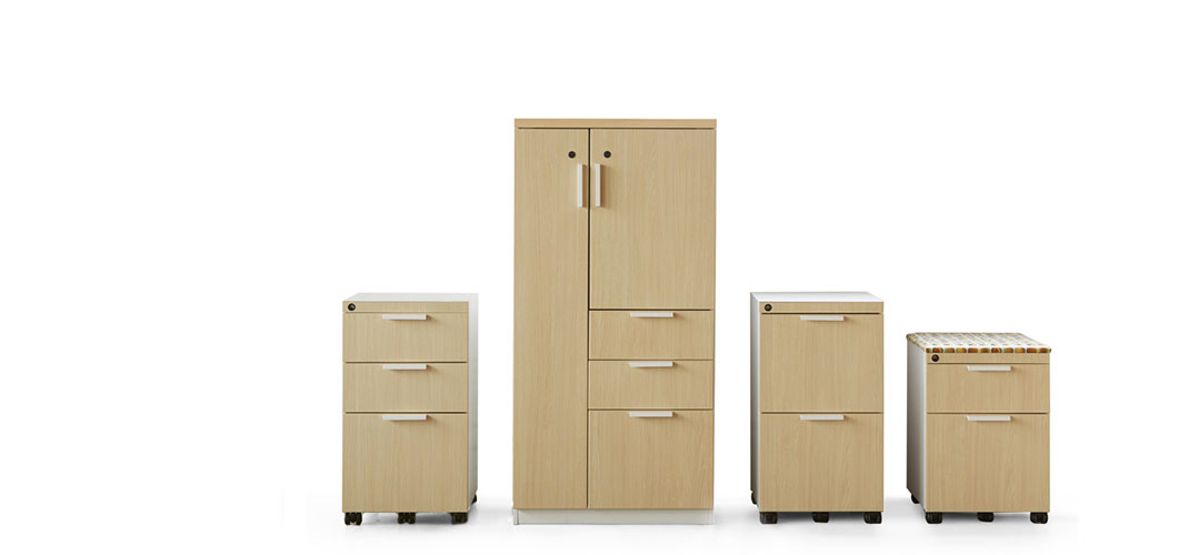 Series 2 Storage System | Knoll