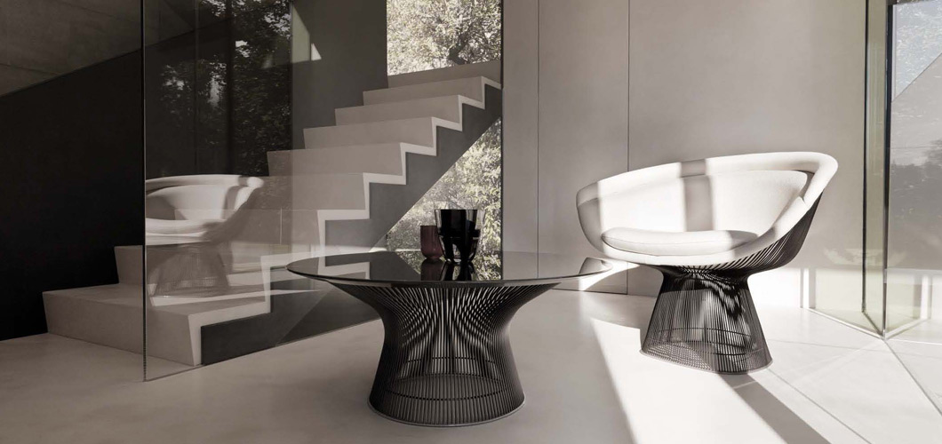 Platner coffee table knoll for Table warren platner