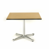 Propeller Square Column Base Table