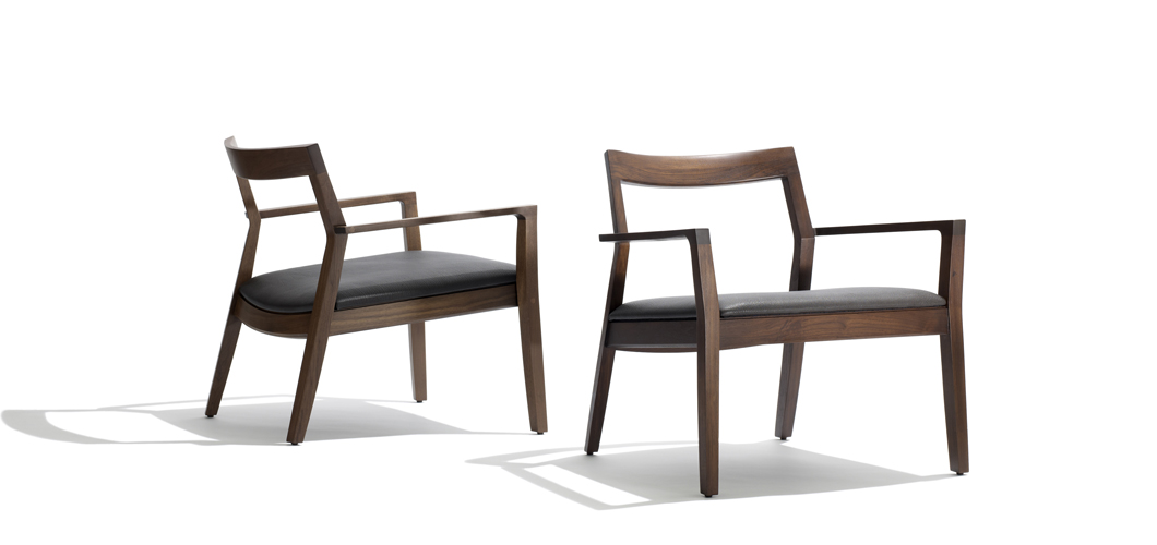 Knoll Krusin Lounge Chair by Marc Krusin