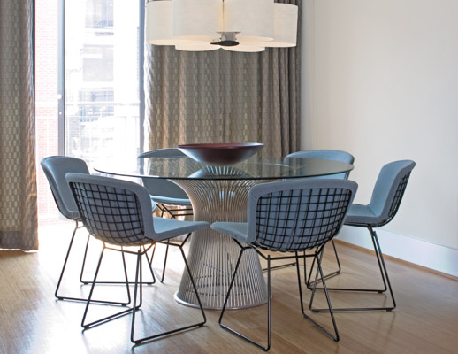 Marvelous Platner Dining Table Knoll Alphanode Cool Chair Designs And Ideas Alphanodeonline