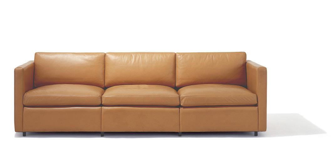 Knoll Pfister Sofa Ottoman By Charles Pfister
