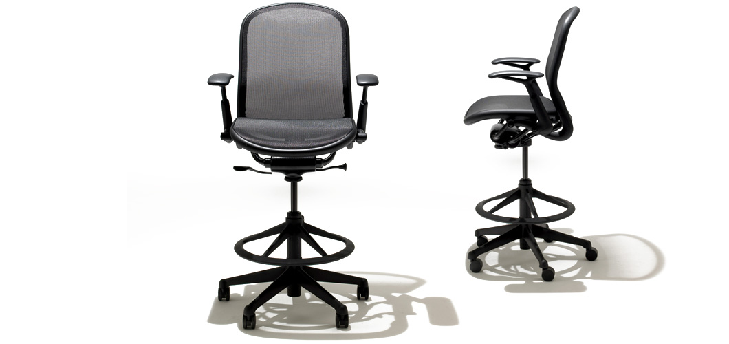 Chadwick Ergonomic High Task Office Chair by Knoll