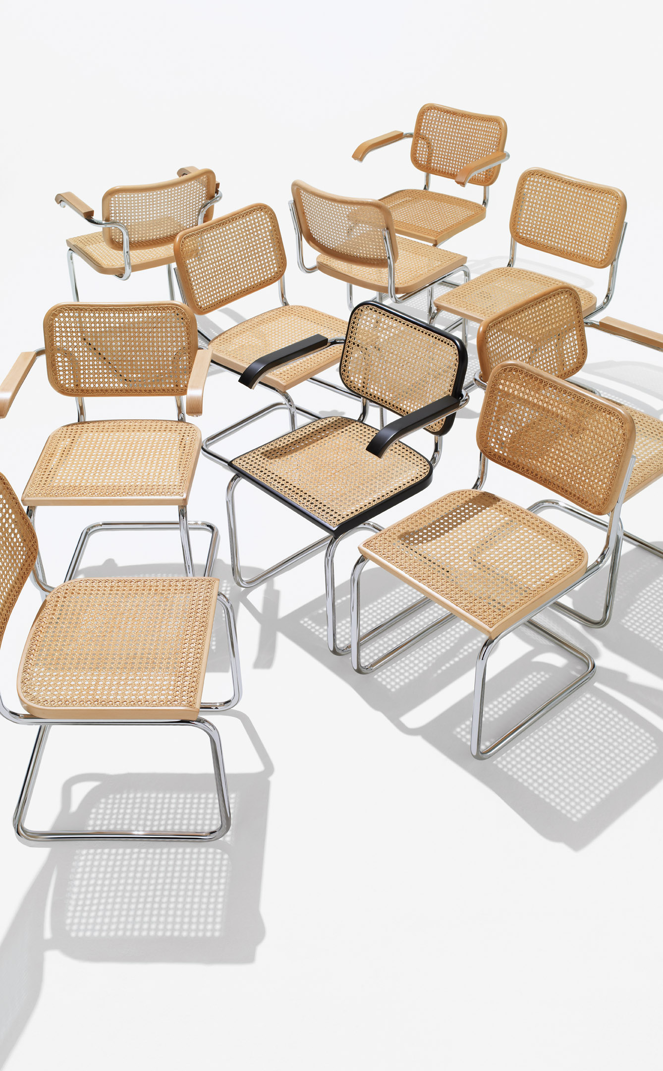 Breuer chair cane - Low